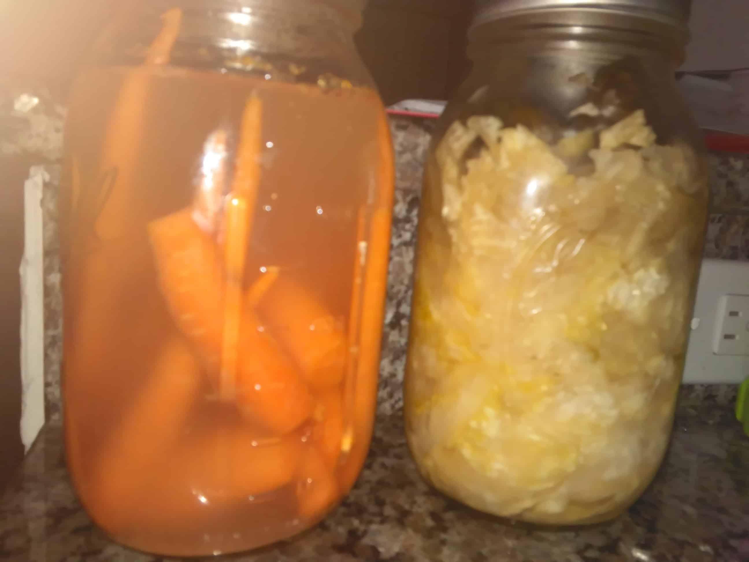 fermented