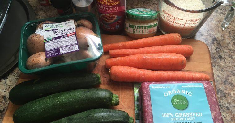 Korean Inspired Bibimbap Recipe