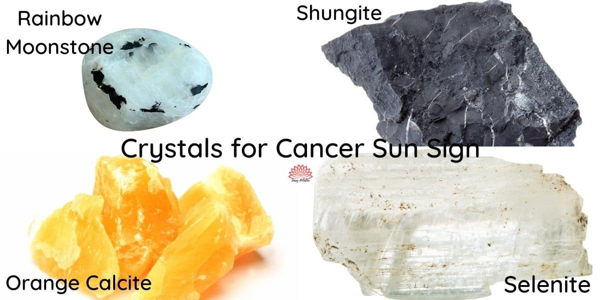 Best Crystals for Cancer Sun Sign