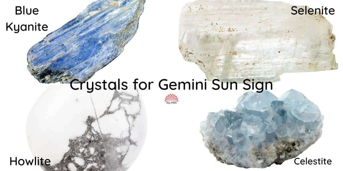 The Best Crystals for Gemini Sun Sign