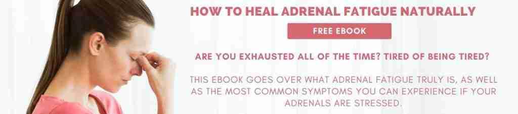 Heal Adrenal Fatigue Naturally ebook